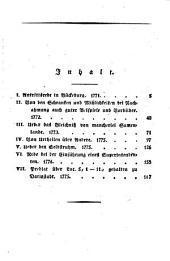 Johann Gottfried von Herder's Sammtliche Werke