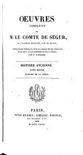 Oeuvres complètes: ornées de son portrait, er de deux atlas composés de 32 palnches, Volume15