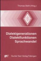 Dialektgenerationen  Dialektfunktionen  Sprachwandel PDF