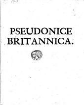 Pseudonice Britannica