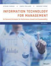 Information Technology for Management: On-Demand Strategies for Performance, Growth and Sustainability, Edition 11