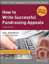 How to Write Successful Fundraising Appeals: Edition 3