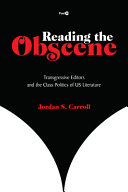 Reading the Obscene