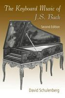 The Keyboard Music of J S  Bach PDF