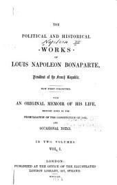 Political life of Prince Louis Napoleon Bonaparte