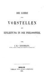 Die Philosophie des Wissens: Band 1