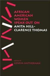 African American Women Speak Out On Anita Hill Clarence Thomas Book PDF