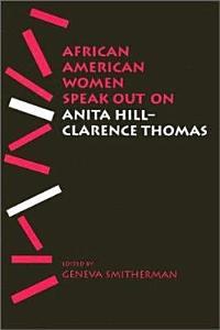 African American Women Speak Out on Anita Hill Clarence Thomas PDF