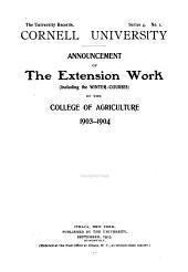 The University Records