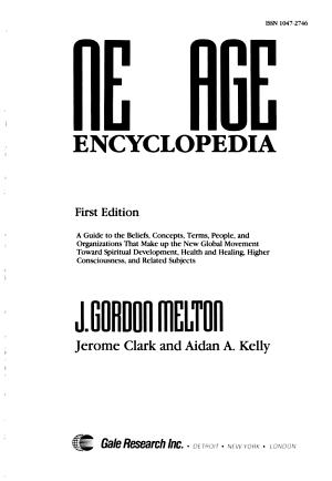 New Age Encyclopedia PDF