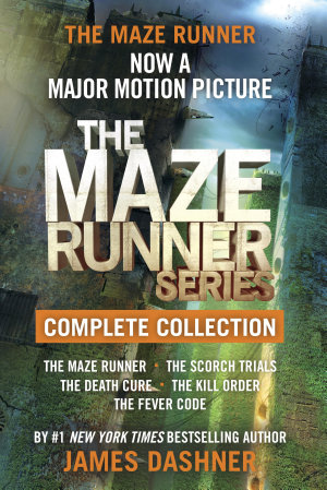 The Maze Runner Series Complete Collection  Maze Runner