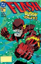 The Flash (1987-) #90