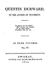 Quentin Durward: In Four Volumes, Volume 4