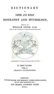 Dictionary of Greek and Roman Biography and Mythology  Abaeus Dysponteus