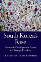South Korea s Rise PDF