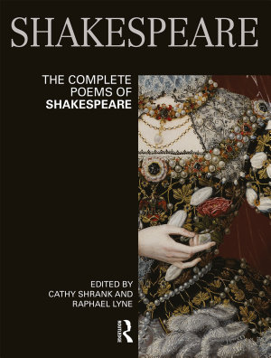 The Complete Poems of Shakespeare PDF