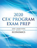 2020 CFA Program Exam Prep Level 1 PDF