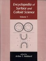 Encyclopedia of Surface and Colloid Science   PDF
