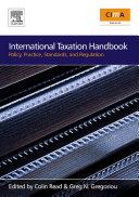 International Taxation Handbook