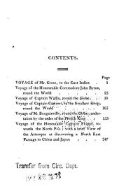 An Historical Account of the Most Celebrated Voyages, Travels, and Discoveries from the Time of Columbus to the Present Period: Volume 3