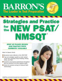 Barron s Strategies and Practice for the NEW PSAT NMSQT Book
