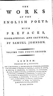 The Works of the English Poets: With Prefaces, Biographical and Critical, Volume 42, Page 2