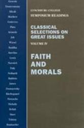 Faith and Morals