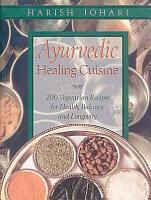Ayurvedic Healing Cuisine PDF