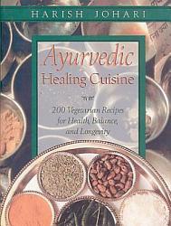 Ayurvedic Healing Cuisine Book PDF