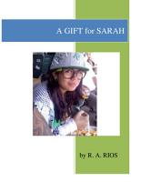 A Gift For Sarah PDF