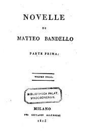 Novelle. Milano 1813-1814. 9 Vol