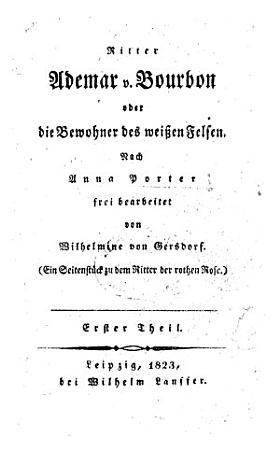 Ritter Ademar v  Bourbon PDF