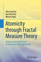 Atomicity through Fractal Measure Theory PDF
