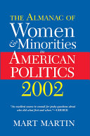 The Almanac Of Women And Minorities In American Politics 2002