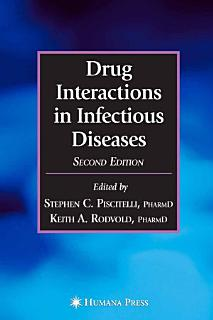 Drug Interactions in Infectious Diseases Book