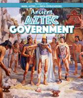 Ancient Aztec Government PDF