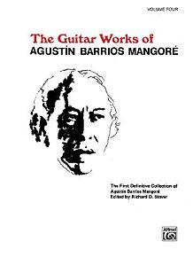 Guitar Works of Agust  n Barrios Mangor    Vol  IV PDF