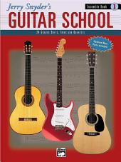 Jerry Snyder's Guitar School, Ensemble Book 1: 24 Graded Duets, Trios, and Quartets