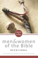 NIV  Once A Day  Men and Women of the Bible Devotional  eBook PDF