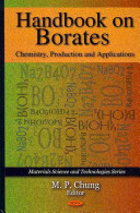 Handbook on Borates