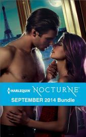 Harlequin Nocturne September 2014 Bundle: Beyond the Moon\Immortal Obsession