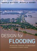 Design for Flooding PDF