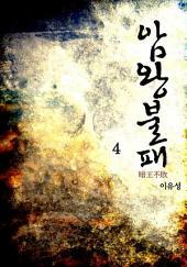 암왕불패(暗王不敗) 4권