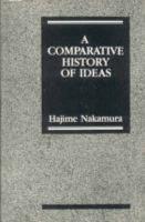 A Comparative History of Ideas PDF
