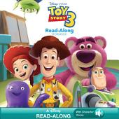 Toy Story 3 Read-Along Storybook