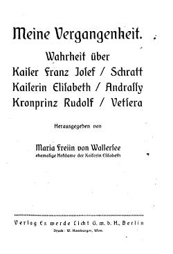 Meine Vergangenheit PDF