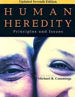 Human Heredity  Principles and Issues  Updated Edition PDF