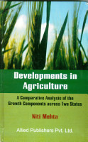 Developments in Agriculture PDF