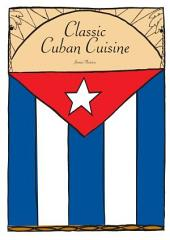Cuban Cookbook - Classic Cuban Cuisine