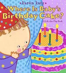 Where Is Baby S Birthday Cake  Book PDF